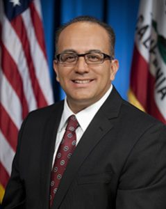 Local Dignitaries - Assembly Member Raul Bocanegra