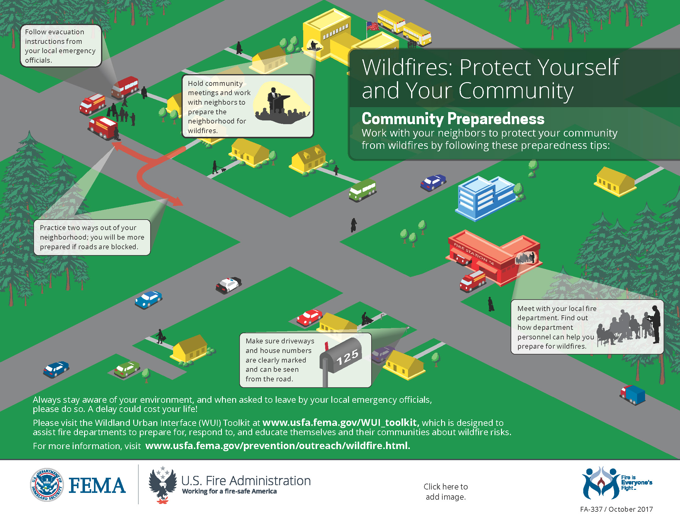 Wildfires: Protect Yourself and Your Community