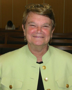 Local Dignitaries - Los Angeles County Supervisor Sheila Kuehl
