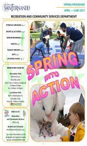 Spring Brochure 2017