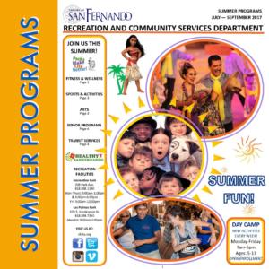 Summer Brochure (2017)