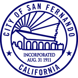City Seal Logo OUTLINE DARK BLUE