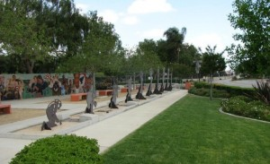 Cesar Chavez Memorial