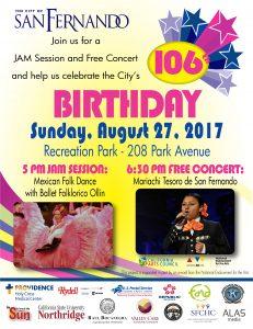 City Birthday Celebration (2017)