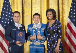 Mariachi Master Apprentice Program receiving National Arts and Humanities Youth Program Award
