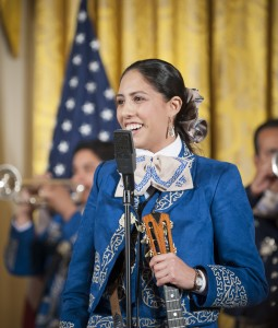 Mariachi Master Apprentice Program performing at White House