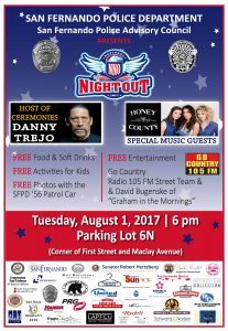 National Night Out (2017)