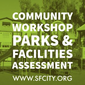 Community Workshop Parks & Facilities Assessment