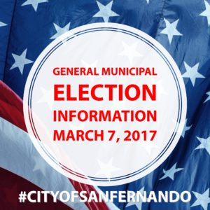 General Municipal Election Information