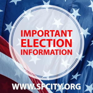 Important Election Information