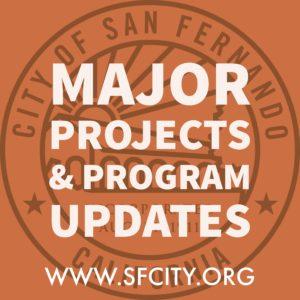 POST PIC Major Projects & Program Updates (FB & IG)