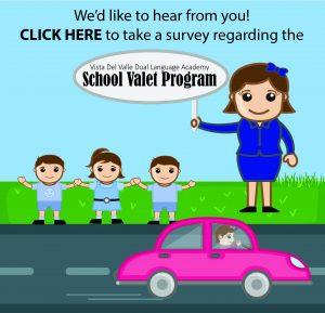 School Valet Program Survey