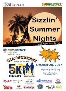 Sizzlin Summer Nights