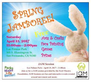 Spring Jamboree