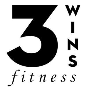 3 Wins Fitness Logo