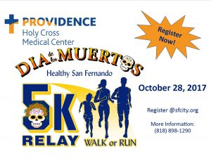 5K - Register Now Logo