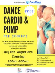 Cardio pump CareMore FREE