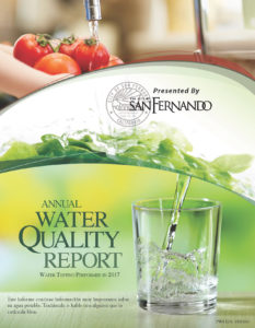 Water Quality Report (2017)