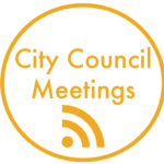 City Council Meetings