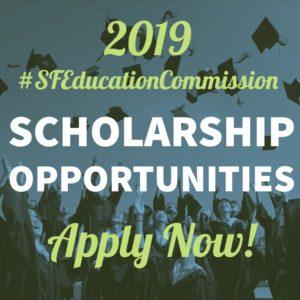 2019 Scholarship Opportunities