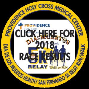 5K RACE RESULTS