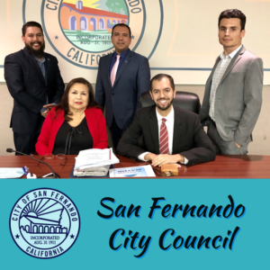 City Council Reorganization (2018)