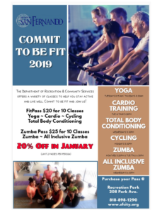 Commit to be Fit (2019)