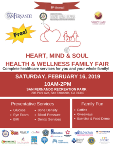 Health & Wellness Family Fair