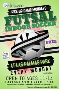 Futsal Monday