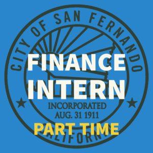 Finance Intern
