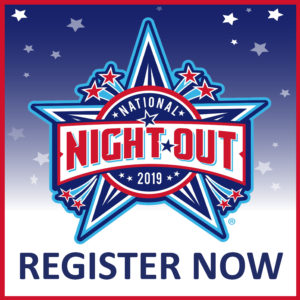 National Night Out Register Now