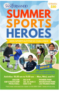 SUMMER SPORTS HEROES