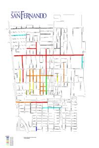 Street Resurfacing Map July 2019