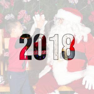 2018 Santa Photos