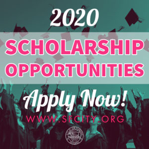 2020 Scholarship Opportunities IG