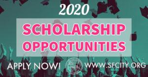 2020 Scholarship Opportunities