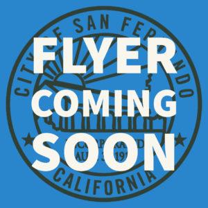 FLYER COMING SOON