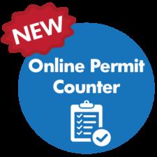 New Online Permit Counter