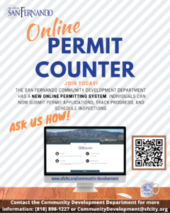 New Online Permit Counter