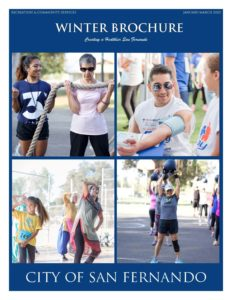 Recreation & Community Services Winter Brochure