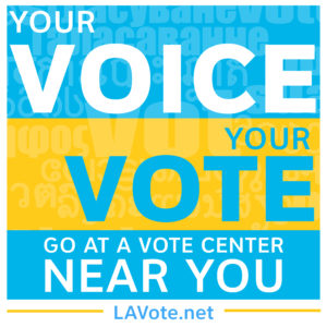 Vote Center Locator