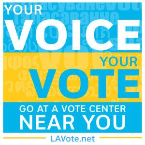 Vote Center Locator