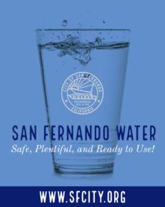 SAN FERNANDO WATER