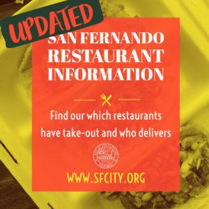 San Fernando Restaurant Info