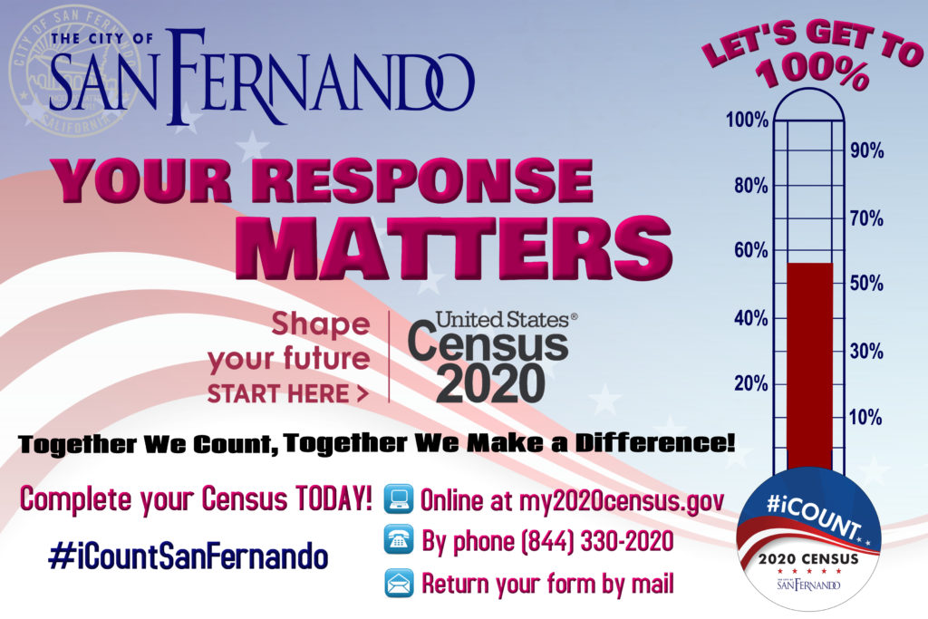 Census Your Response Matters