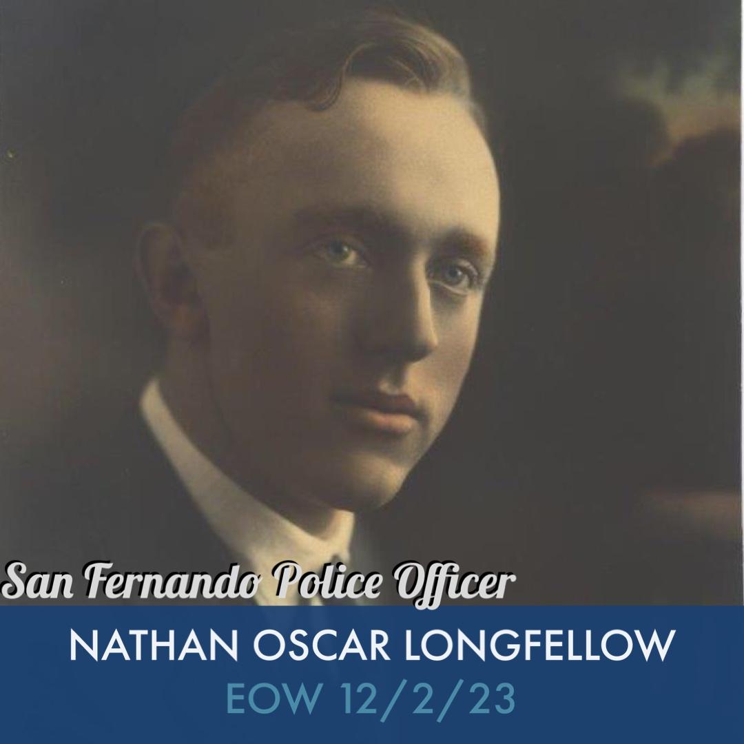 Longfellow, Nathan W NAME