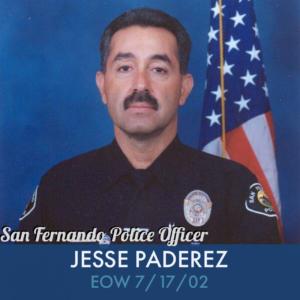 Paderez, Jesse W NAME