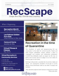 RecScape (July 2020)