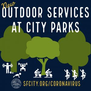 Outdoor Services at Parks