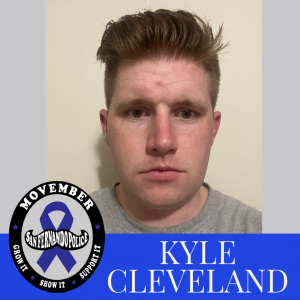 Movember Pic w logo CLEVELAND, K